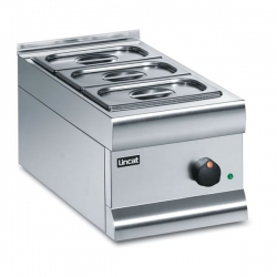 Lincat Silverlink BM3 3 Pan Electric Bain Marie
