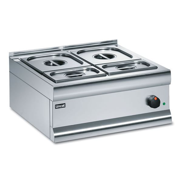 Lincat Silverlink BM6B 4 Pan Electric Bain Marie