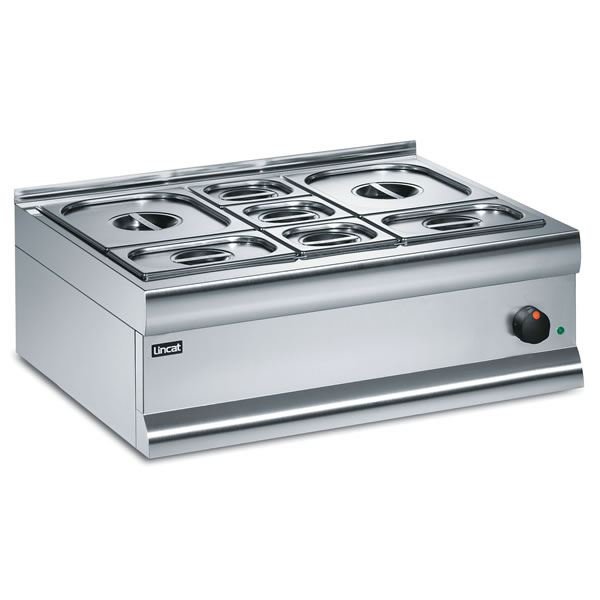 Lincat Silverlink BM7A 8 Pan Electric Bain Marie