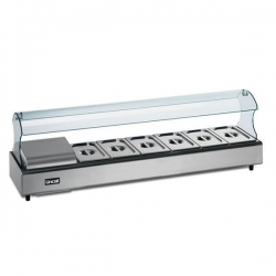 Lincat FDB5-SSG5 5 Pan Self Service Food Display Bar