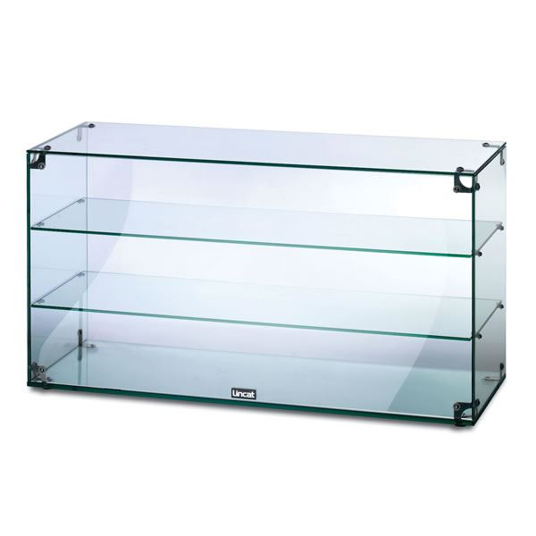 Lincat GC46 3 Tier Glass Display Case