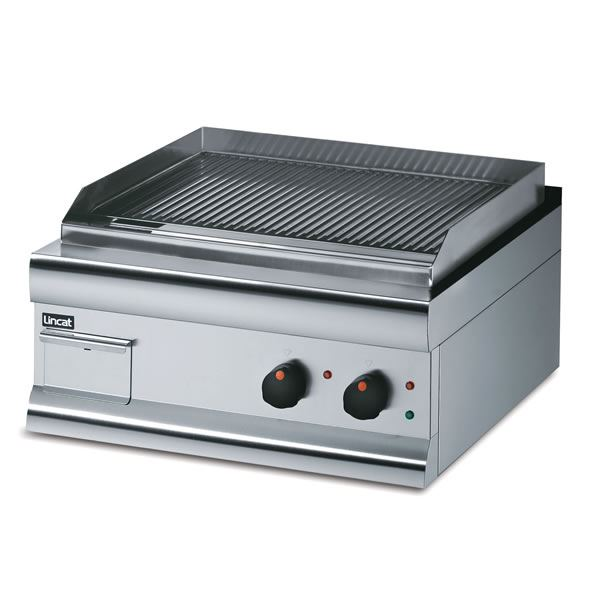 Lincat Silverlink Fully-Ribbed Electric Griddle