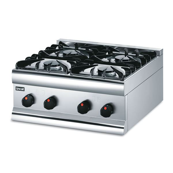 Lincat Silverlink HT6 4 Burner Gas Boiling Top