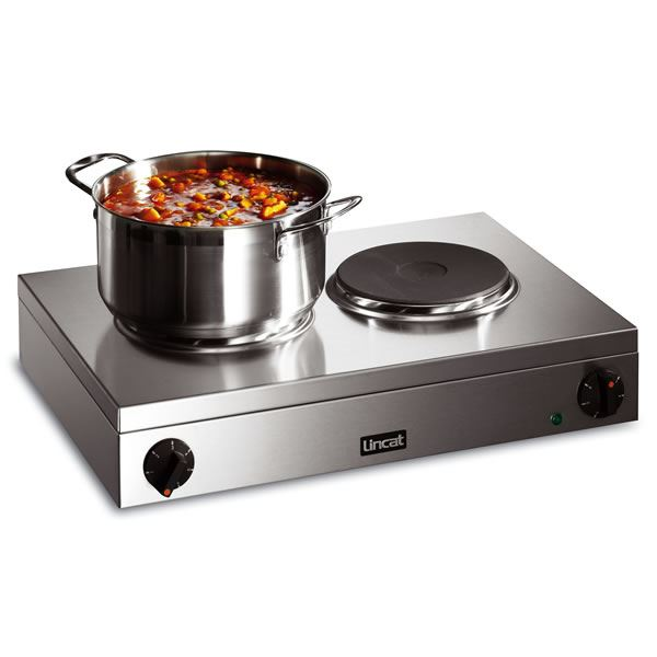 Lincat Lynx LBR2 Double Plate Electric Boiling Top
