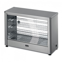 Lincat LPW 0.7m Heated Pie Cabinet