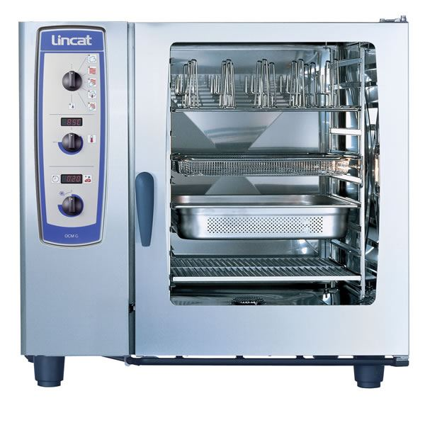 Lincat OCMP102/N 10 x 2/1 Pan CombiMaster Natural Gas Combi Oven