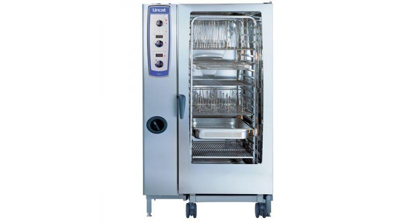 Lincat OCMP202/P 20 x 2/1 Pan CombiMaster LPG Combi Oven