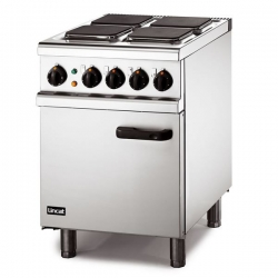 Lincat OE7010 0.9m Opus 700 Electric 4 Plate Oven Range