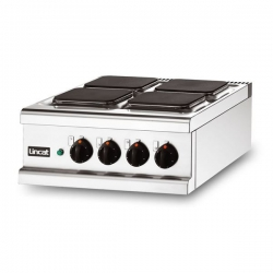 Lincat OE7012 0.6m Opus 4 Plate Electric Boiling Top