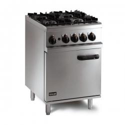 Lincat OG7001 0.6m Opus 700 4 Burner Gas Oven Range