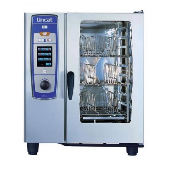 Lincat OSCWE101/P 10 x 1/1 Pan SelfCooking Center LPG Combi Oven