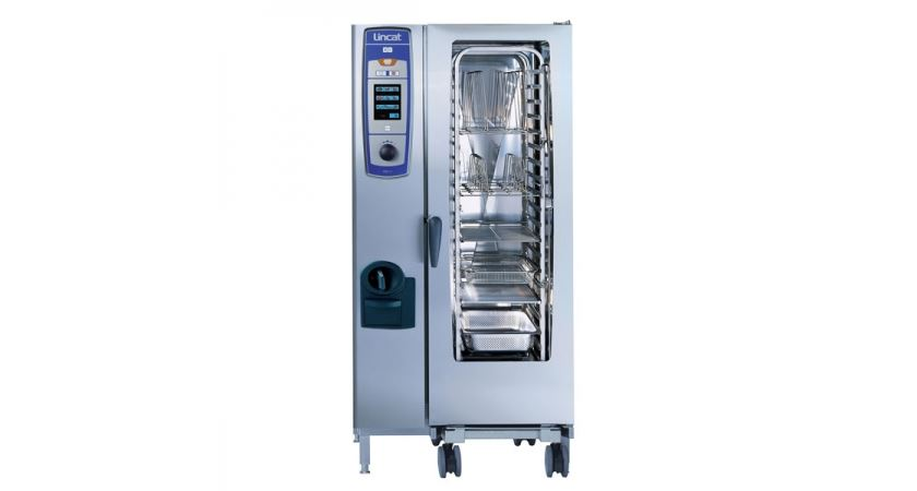 Lincat OSCWE201/P 20 x 1/1 Pan SelfCooking Center LPG Combi Oven