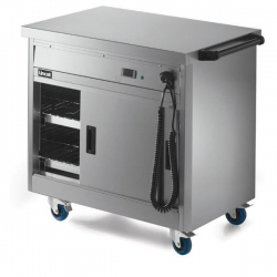 Lincat P6P2 0.9m Panther 670 Series Hot Cupboard with Plain Top