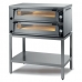 Lincat PO425-2 Double Deck Pizza Oven with Stand