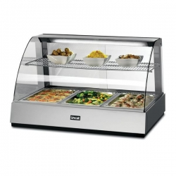 Lincat SCH1085 1m Counter Top Heated Display Showcase