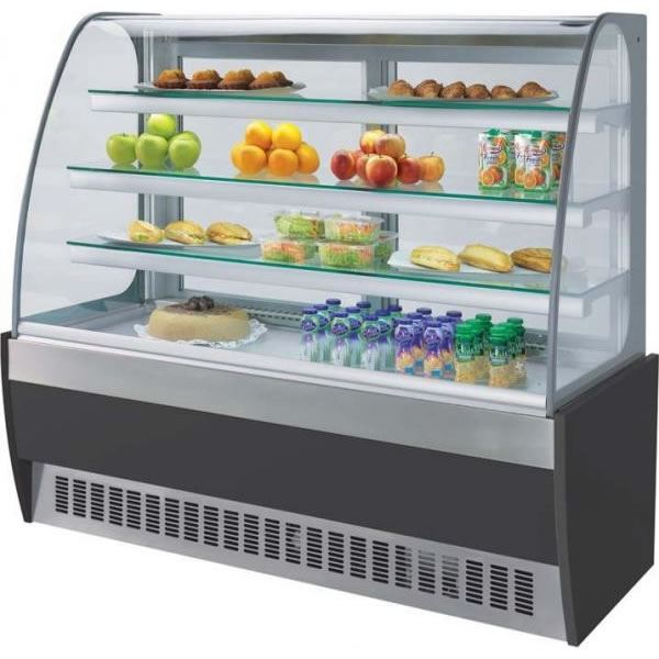 Mafirol Jade Refrigerated Display