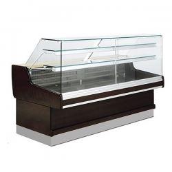 Mafirol Ravel 1420VVR 1.5m Straight Glass Serve Over Counter