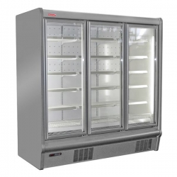 Oscartielle Argus 200BT 865 Litre Triple Door Display Freezer