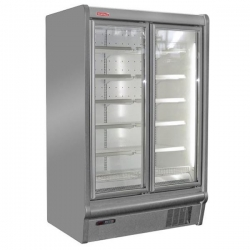 Oscartielle Argus 135BT Double Door Display Freezer