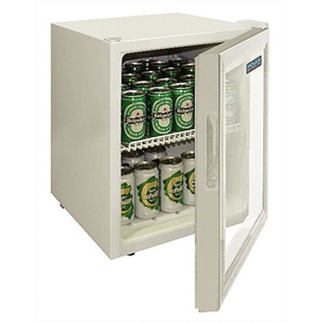 polar dm071 46 litre counter top display fridge display. Black Bedroom Furniture Sets. Home Design Ideas