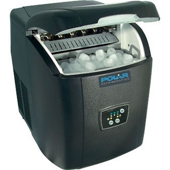 Polar 10kg Manual Fill Counter Top Ice Maker Ice