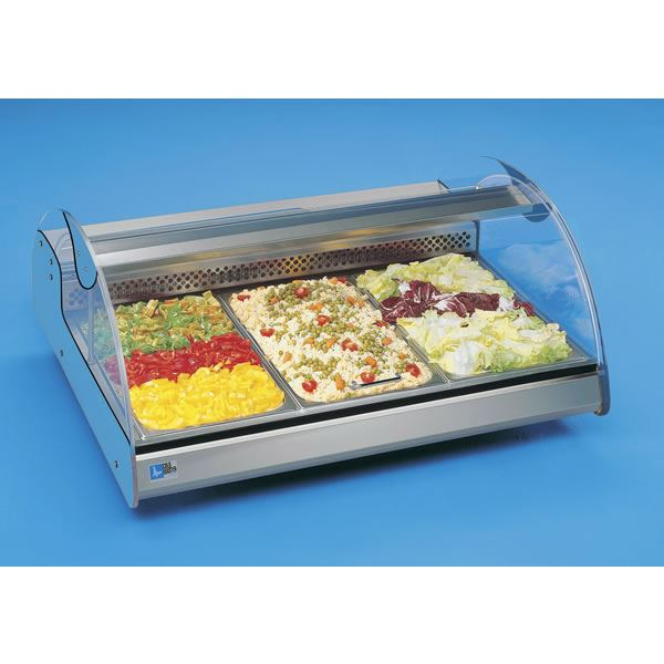 Tecfrigo Planet  Counter Top Display