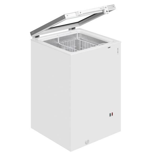 Tefcold ST Range Hinged Glass Lid Display Chest Freezer