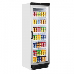 Tefcold UFG1380 300 Litre Upright Display Freezer