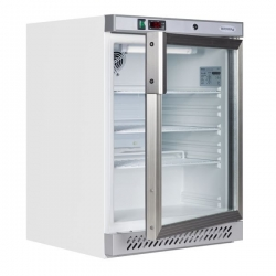 Tefcold UR200G 130 Litre Single Door Undercounter Display Fridge