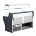 Trimco Flash Serve Over Counter Rear View