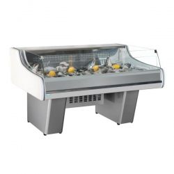 Trimco Provence 291 2.9m Low Glass Serve Over Counter