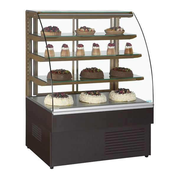 Trimco Zurich Pastry Display Fridge