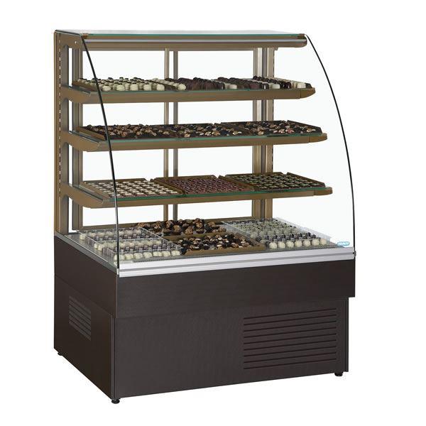 Trimco Zurich Chocolate Display Fridge