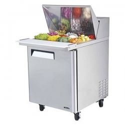 Turbo Air CMST-28-12 Mega Top Saladette Unit