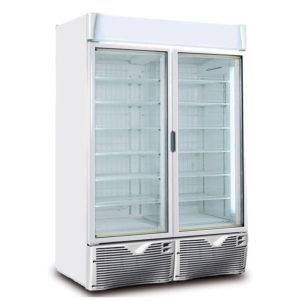 Framec EXPO 1100NV Glass Door Display Freezer