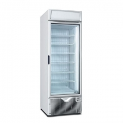 Framec EXPO500NV Single Door Upright Display Freezer