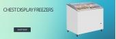 Chest Display Freezers