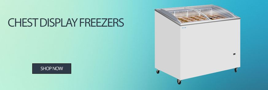 Chest Display Freezers