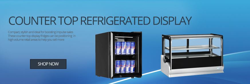 Counter Top Refrigerated Display