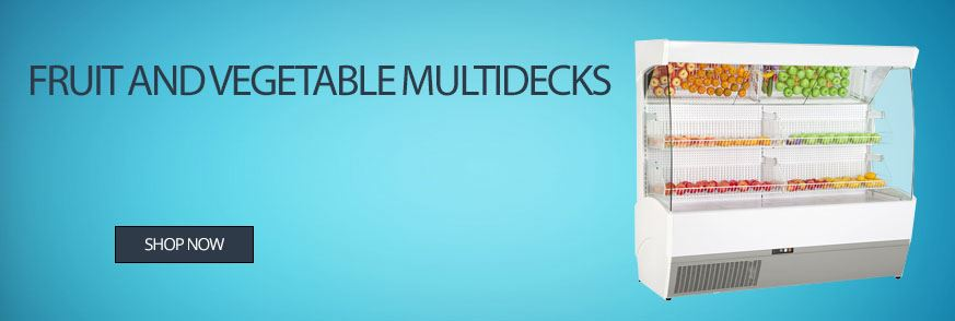 Fruit and Vegetable Multidecks