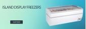 Island Display Freezers