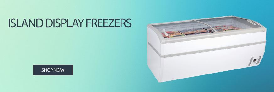 Island Display Freezers