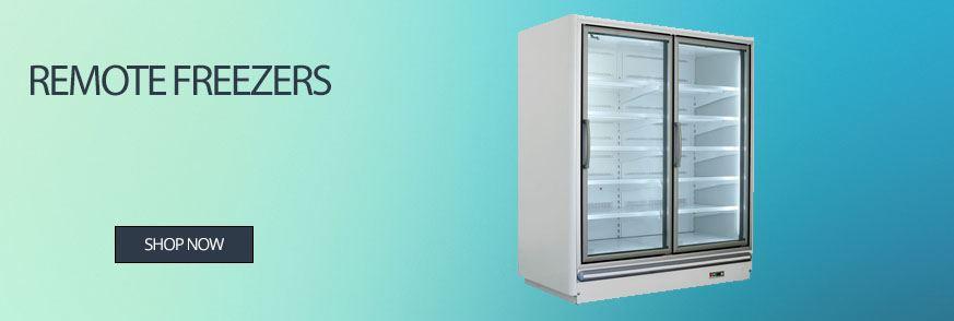 Remote Freezers