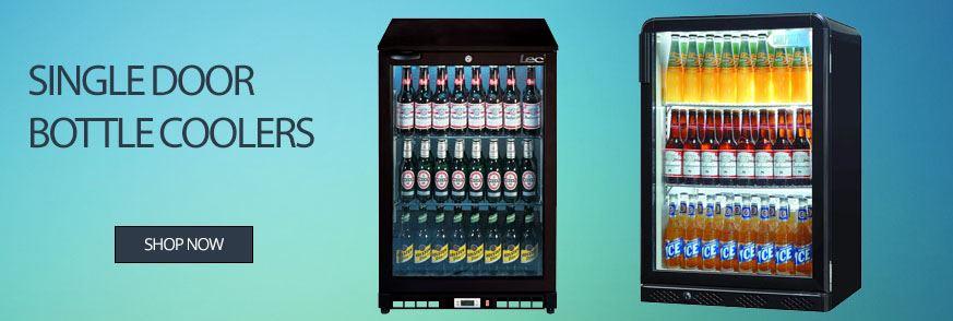 Single Door Bottle Coolers
