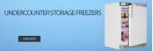 Undercounter Storage Freezers