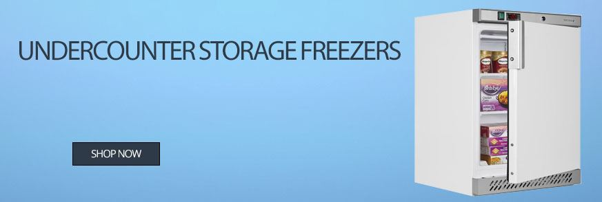 Undercounter Storage Freezers