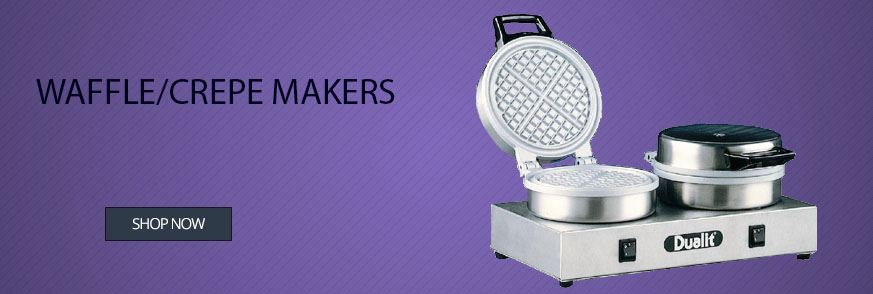 Waffle/Crepe Makers