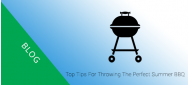Our top tips for throwing the perfect summer BBQ!
