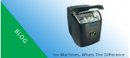 Ice Machines, What's the difference?