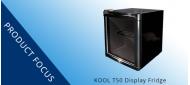 Product Focus: KOOL T-50 SINGLE DOOR COUNTER TOP DISPLAY FRIDGE